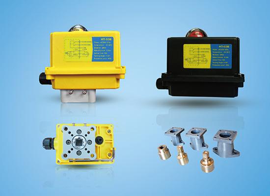 HT-03系列塑料电动执行器