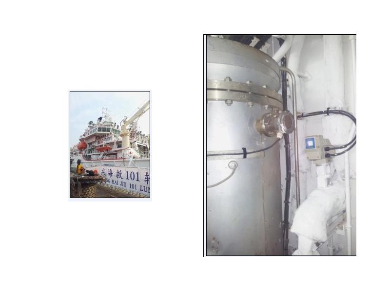 国家东海搜救101号 使用智慧温度控制阀